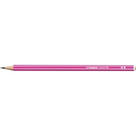 Bleistift pencil 160 sechskant pink Stabilo 160/01-HB Produktbild