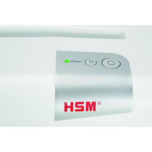 Aktenvernichter shredstar S5 für 5Blatt 6mm Streifenschnitt HSM 1041121 (Sicherheitsstufe P-2) Produktbild Additional View 4 L