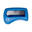 Spitzer einfach ohne Behälter EASYergo 3.15 keilform blau für Linkshänder Stabilo 4571/2 Produktbild
