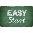 Spitzer einfach ohne Behälter EASYergo 3.15 keilform blau für Linkshänder Stabilo 4571/2 Produktbild Additional View 2 S
