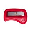 Spitzer einfach ohne Behälter EASYergo 3.15 keilform rot für Rechtshänder Stabilo 4572/3 Produktbild