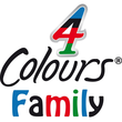 Vierfarb-Kugelschreiber 4 Colours 0,4mm/neongelb 0,6mm BIC 933948 Produktbild Additional View 6 S