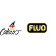 Vierfarb-Kugelschreiber 4 Colours 0,4mm/neongelb 0,6mm BIC 933948 Produktbild Additional View 3 S