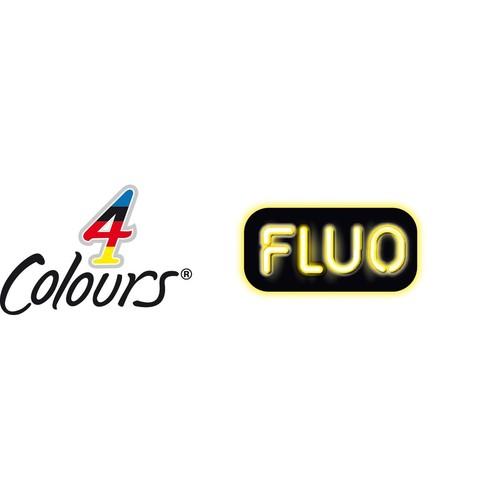 Vierfarb-Kugelschreiber 4 Colours 0,4mm/neongelb 0,6mm BIC 933948 Produktbild Additional View 3 L