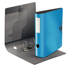 Ordner 180° Active Solid A4 82mm hellblau Kunststoff Leitz 1047-10-30 Produktbild