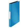 Ringbuch Solid A4 2Ringe Ringe-Ø25mm bis 190Blatt hellblau PP Leitz 4566-10-30 Produktbild