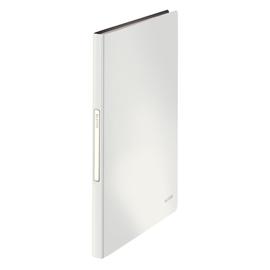 Sichtbuch Style mit 40 Hüllen A4 weiß PP Leitz 4565-10-01 Produktbild