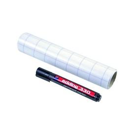 Magic Chart Flipchart Folienrolle A4 20x30cm weiß kariert Legamaster 7-159000-A4 (RLL=25 BLATT) Produktbild
