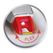 Korrekturroller Flex 970 Komplettgerät nachfüllbar 4,2mm x 12m Pritt 9HPRR4H Produktbild Additional View 1 S