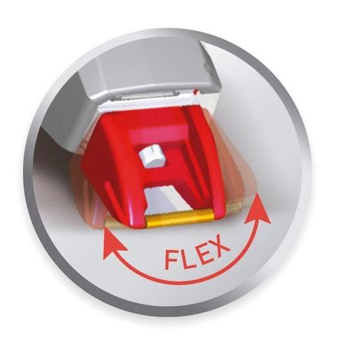 Korrekturroller Flex 970 Komplettgerät nachfüllbar 4,2mm x 12m Pritt 9HPRR4H Produktbild Additional View 1 L