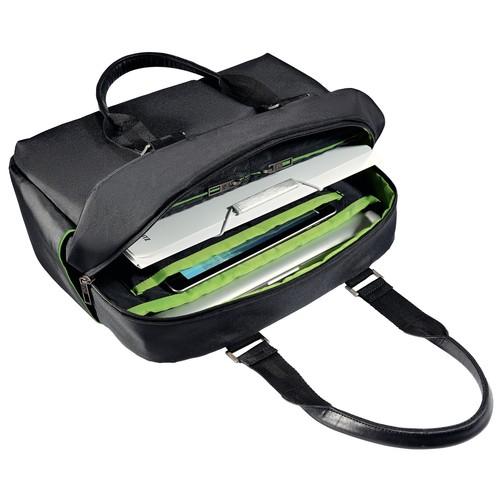 """Laptoptasche Complete 13,3"""" 41x14x28cm schwarz Leitz 6018-00-95 Produktbild Additional View 1 L"""