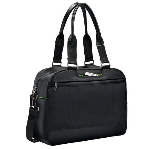 """Laptoptasche Complete 13,3"""" 41x14x28cm schwarz Leitz 6018-00-95 Produktbild Side View L"""