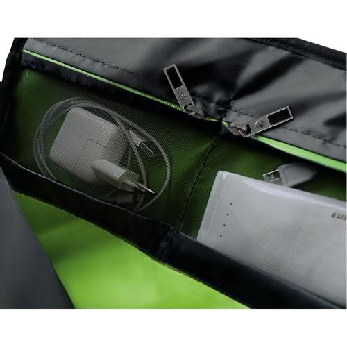 """Laptoptasche Complete 13,3"""" 41x14x28cm schwarz Leitz 6018-00-95 Produktbild Additional View 3 L"""