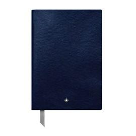 Notebook #146 Fine Stationery liniert 15x21cm 85g indigo Montblanc 113593 Produktbild