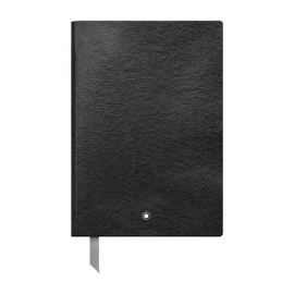Notebook #146 Fine Stationery kariert 15x21cm 85g black Montblanc 113637 Produktbild