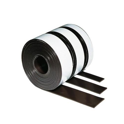 Magnetband 3m x 25mm braun selbstklebend Legamaster 7-186500 Produktbild