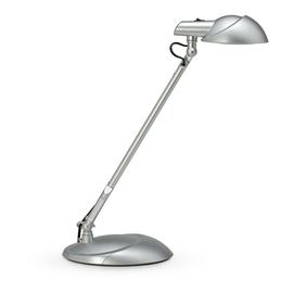 Tischleuchte LED MAULstorm mit Standfuß silber 7W Maul 82009-95 Produktbild