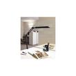 Tischleuchte LED MAULatlantic mit Klemmfuß schwarz 9W Maul 82035-90 Produktbild Additional View 1 S