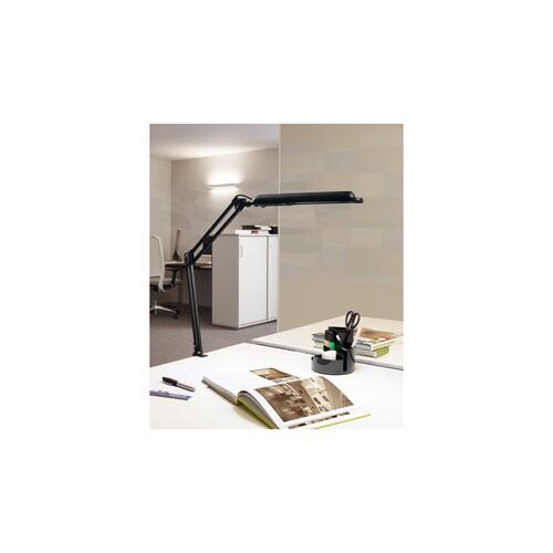 Tischleuchte LED MAULatlantic mit Klemmfuß schwarz 9W Maul 82035-90 Produktbild Additional View 1 L