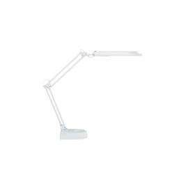 Tischleuchte LED MAULatlantic mit Standfuß weiß Aluminium/Metall 9W Maul 82036-02 Produktbild
