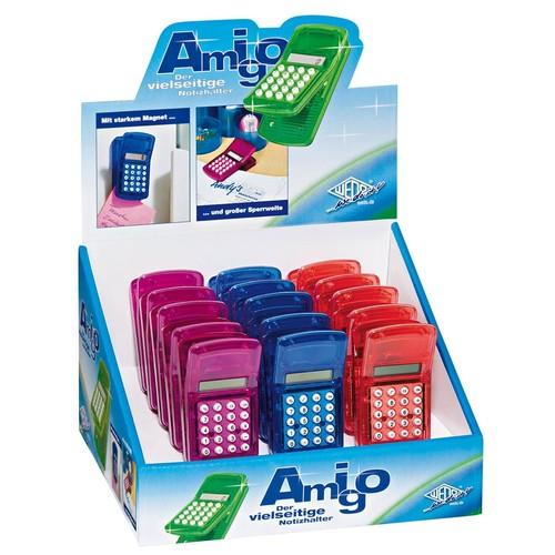 Taschenrechner magnetisch mit Clip sortiert Wedo 6621599 Produktbild Additional View 3 L