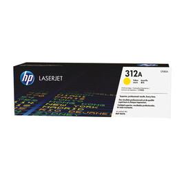 Toner 312A  für Color LaserJet Pro MFP M476 2700Seiten yellow HP CF382A Produktbild