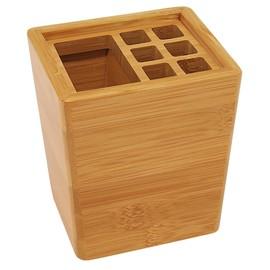 Köcher BAMBUS natur Holz Wedo 61407 Produktbild