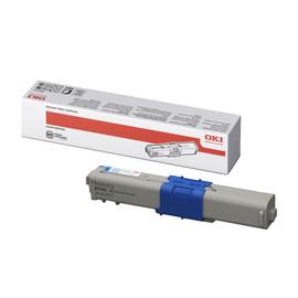 Toner für C310DN/MC351DN 5000Seiten cyan OKI 44469724 Produktbild