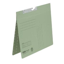 Zweifalz-Pendelhefter kaufmännische + Amtsheftung grün Elba 100420896 Produktbild