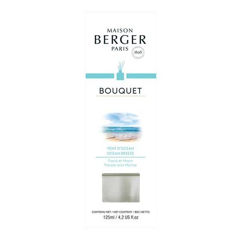 Parfum Berger Bouquet Parfumé Cube Vent d'Océan 6000 Produktbild Front View L