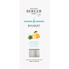 Parfum Berger Bouquet Parfumé Cube Zeste de Verveine 6001 Produktbild