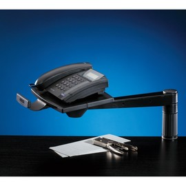 Telefonarm schwarz Hansa h5023004 Produktbild