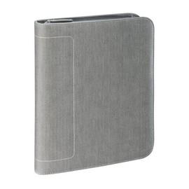 """Tablet-Organizer Hannover A5 für 9,6"""" bis 9,7"""" hellgrau Hama 138667 Produktbild"""