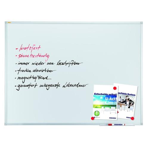 Schreibtafel X-tra!Line 120x90 cm emailliert Franken SC3203 Produktbild