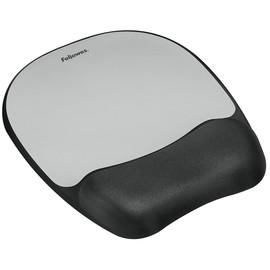 Mousepad Memory Foam schwarz/saphir Fellowes 9175801 Produktbild