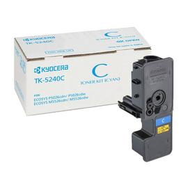 Toner TK-5240C für M5526CDN/M5526CDW 3000 Seiten cyan Kyocera 1T02R7CNL0 Produktbild