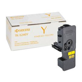 Toner TK-5240Y für M5526CDN/M5526CDW 3000Seiten yellow Kyocera 1T02R7ANL0 Produktbild