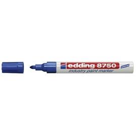 Industry Painter 8750 2-4mm Rundspitze blau Edding 4-8750003 Produktbild