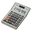 Tischrechner 10-stelliges LC-Display 28,8x103x147mm Solar-/Batteriebetrieb Casio MS-100 BM Produktbild