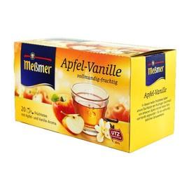 Apfel-Vanille Tee Meßmer 883079 (PACK=20 BEUTEL) Produktbild