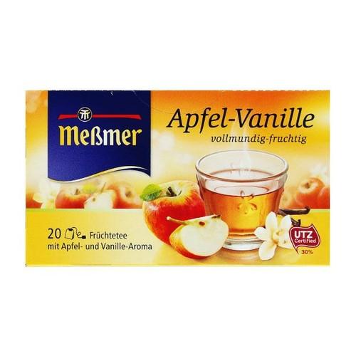 Apfel-Vanille Tee Meßmer 883079 (PACK=20 BEUTEL) Produktbild Additional View 2 L