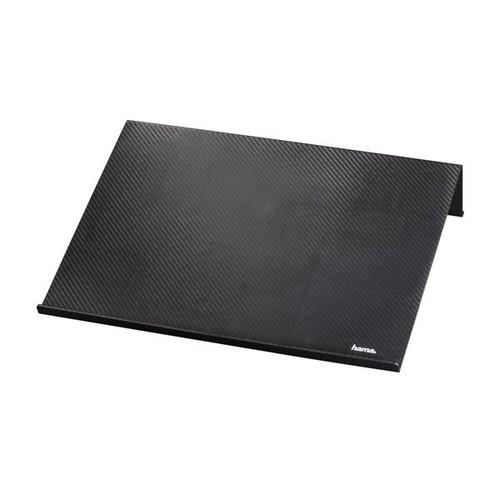 Notebook Stand in Carbonoptik 40x8x29,8cm schwarz Hama 00053073 Produktbild Additional View 1 L