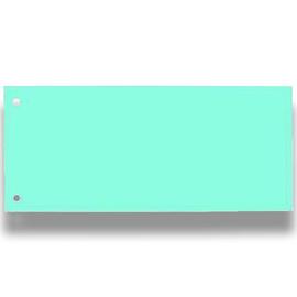 Trennstreifen Oxford 24x10,5cm blau 190g Karton 100205025 (PACK=100 STÜCK) Produktbild