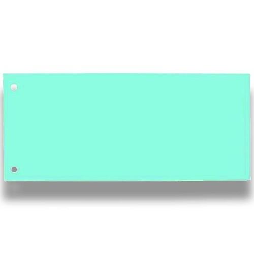 Trennstreifen Oxford 24x10,5cm blau 190g Karton 100205025 (PACK=100 STÜCK) Produktbild Front View L