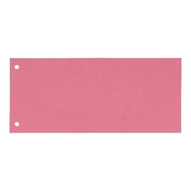 Trennstreifen Oxford 24x10,5cm rot 190g Karton 100205027 (PACK=100 STÜCK) Produktbild