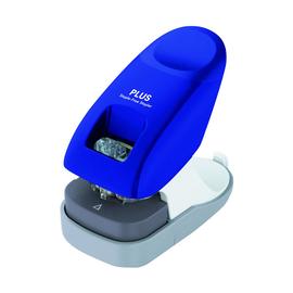 Heftgerät klammernlos Japan PLUS bis 10Blatt blau 31260 Produktbild