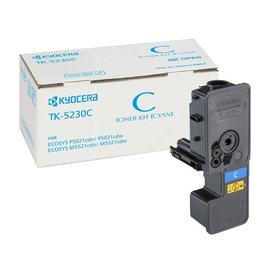 Toner TK-5230C für M-5521CDN/M-5521CDW/ 2200 Seiten cyan Kyocera 1T02R9CNL0 Produktbild