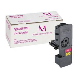 Toner TK-5230M für M-5521CDN/M-5521CDW/ 2200 Seiten magenta Kyocera 1T02R9BNL0 Produktbild