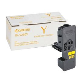 Toner TK-5230Y für M-5521CDN/M-5521CDW/ 2200 Seiten yellow Kyocera 1T02R9ANL0 Produktbild