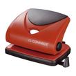Locher bis 20Blatt rot BestStandard KF02156 Produktbild